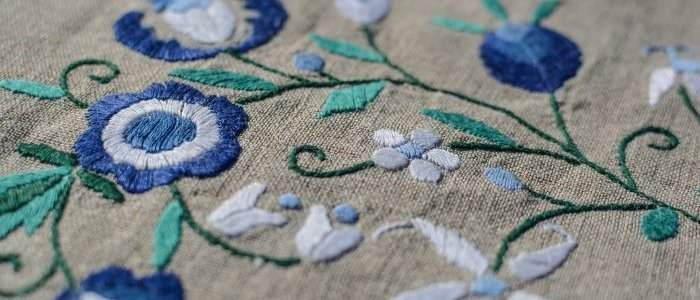 Broderie, patchwork et petite couture
