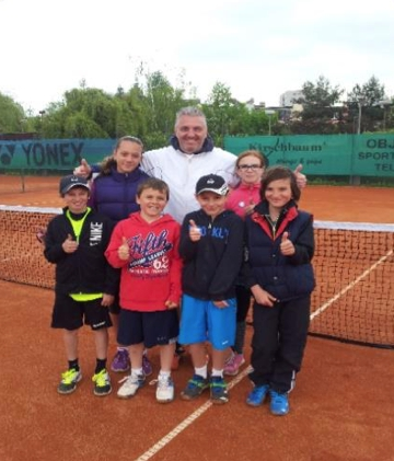 Summer tennis camp 2017